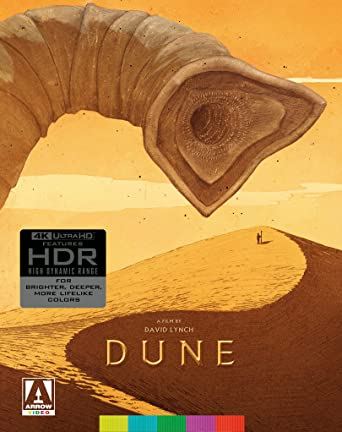 Poster. Dune: 4K Limited Edition