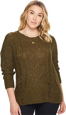 Plus Size Portland Sweatshirt