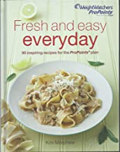 Weight Watchers Fresh and Easy Everyday Cookbook Estimated Price : £ 27,40