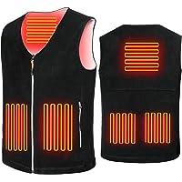 Szszfkj USB Charging Cold Proof Washable Heated Vest