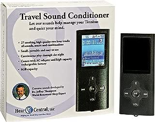 Tinnitus Sound Conditioner (MP3) w/ 27 Sleep Inducing and Tinnitus Masking Tracks