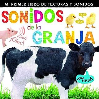 Sonidos de la granja: Mi primer libro de texturas y sonidos