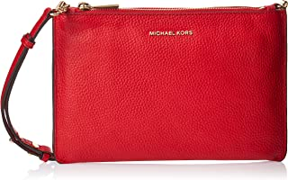 Michael Kors Clutch for Women- Red