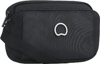 Delsey Paris Picpus 1 Compartment Belt Bag Laptop Backpack, Black (00335410000)