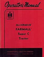 International Farmall Super C Operator's Manual