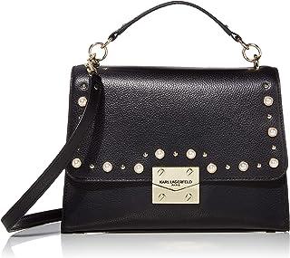 Karl Lagerfeld Paris Corinne Top Handle Shoulder Bag