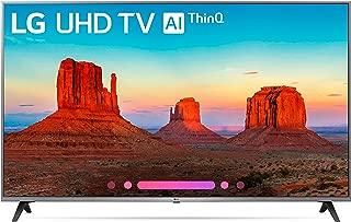 LG Electronics 65UK7700 65-Inch 4K Ultra HD Smart LED TV (2018 Model)