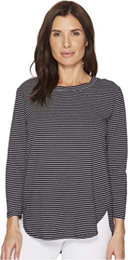 Pinstripe Catalina Top
