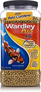 Best koi food pellets Reviews