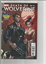 death of wolverine midtown comics