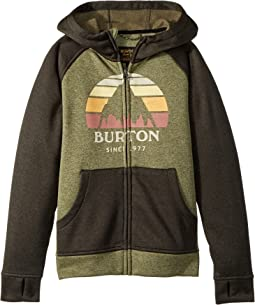 Oak Full Zip Hoodie (Little Kids/Big Kids)