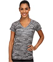Under Armour - Heatgear® Alpha Mesh Printed V-Neck