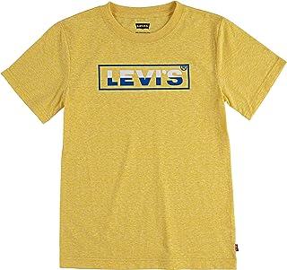 Levi's Boys' Box Tab Graphic T-Shirt
