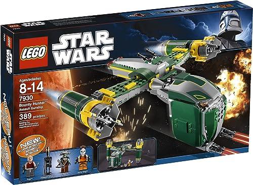 promociones LEGO Star Wars Bounty Bounty Bounty Hunter Assault Gunship 389pieza(s) Juego de construcción - Juegos de construcción, 8 año(s), 389 Pieza(s), 14 año(s), 30 cm, 25 cm  ventas al por mayor