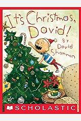 It's Christmas, David! (David Books [Shannon]) Kindle Edition