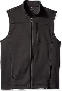 Men's Big and Tall Traveler Full Zip Fleece Vest