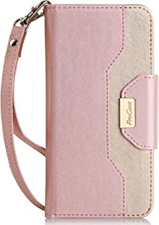 iPhone 8 Plus / 7 Plus Wallet Case, ProCase Flip Fold Card Case Stylish Slim Stand Cover with Wallet Case for Apple iPhone...