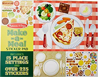 Best melissa and doug make a meal sticker pad Reviews