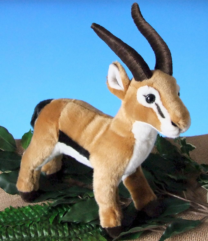 Gazelle 10,5 peluche : Amazon.fr: Jeux et Jouets