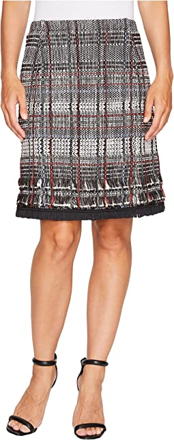 NIC+ZOE - Fall Fringe Skirt
