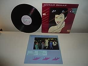 Duran Duran – Rio Label: Capitol Records – ST-12211 Format: Vinyl, LP, Album Country: US Released: 1982 Genre: Electronic, Rock, Pop Style: New Wave, Pop Rock, Synth-pop - EX/EX Shrink