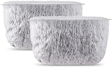 Mr. Coffee 2104490 Advanced Water Filter Replacement Cartridges, 2 Pack | 60-Day Supply