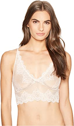 Only Hearts - So Fine Lace Long Line Bralette