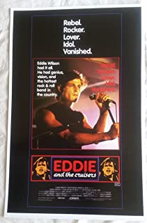 Eddie And The Cruisers Movie Poster 11x17 Mini Poster 28cm x43cm