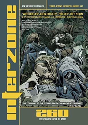 Interzone #260 Sep-Oct 2015 (Science Fiction and Fantasy Magazine) (English Edition)