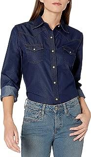 Wrangler Women's Western Fashion Shirt