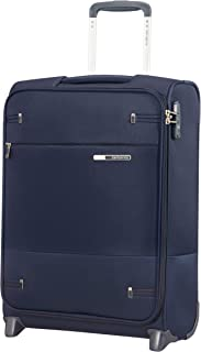 Base Boost - Upright 55/20 Length 40cm Hand Luggage, 55 cm, 41 liters, Blue (Navy Blue)