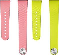 Sony SWR310 - Kit de correas rosa y lima tamaño L