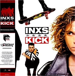 INXS: Kick (Half Speed Red) [2xWinyl]