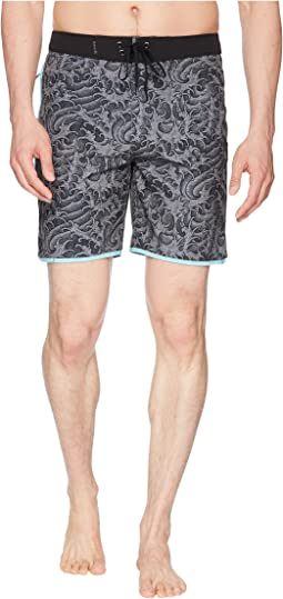 "Phantom Kanpai 18"" Boardshorts"