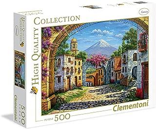Clementoni Adult Puzzle The Volcano, Multi-Colour, 35025, 500 Pieces