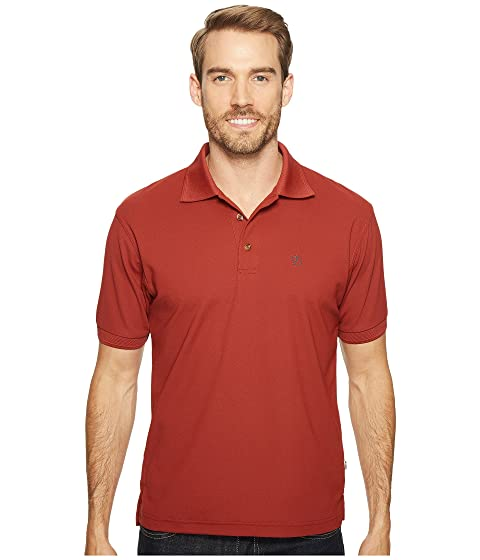 Red Deep Piqué Crowley Fjällräven Shirt xUPHp6