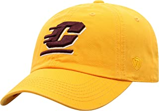 Top of the World NCAA Relaxed Fit Adjustable Hat Secondary Team Color Icon