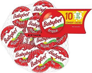 Mini Babybel Cheese, Original, 10 Count