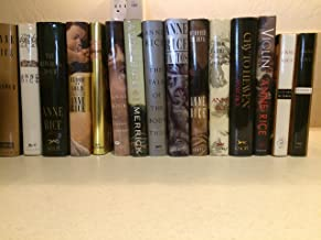 The Vampire Chronicles Complete 10 Hardcover Set