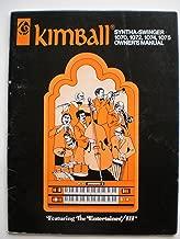 Kimball Syntha-Swinger 1070, 1072, 1074, 1075 Owner's Manual