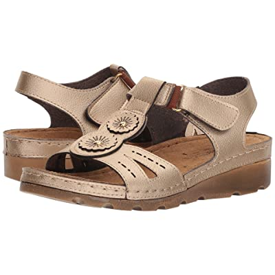 Spring Step Silas (Gold) Women