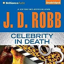 celebrity in death audiobook