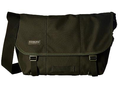 Timbuk2 Classic Messenger Medium (Army) Messenger Bags