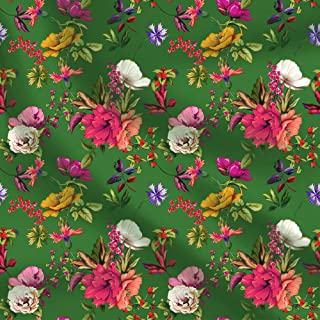 Best indian cotton fabric for sale Reviews