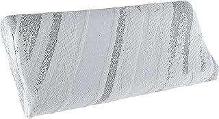 PIKOLIN Almohada (Pillow) Visco Cervical. Ergónomica y con firmeza Media 90 cm