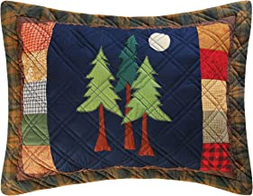 C&F Home Timberline Quilt Collection Standard Sham, 20 by 26-Inch