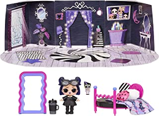 L.O.L. Surprise Furniture Series 4 Cozy Zone with Dusk Doll and 10+ Surprises