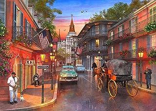 Springbok's 1000 Piece Jigsaw Puzzle Bourbon Street