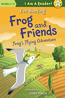 Frog's Flying Adventure (I Am a Reader!: Frog and Friends)