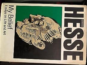 Mejor Hermann Hesse My Belief